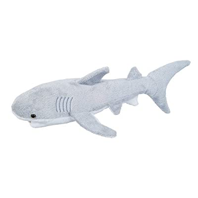 Adventure Planet Plush - GREAT WHITE SHARK ( 13 inch )