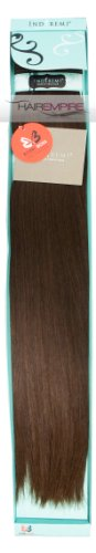 "Bobbi Boss Indi Remi Hair Extension 22"" Silky #4"