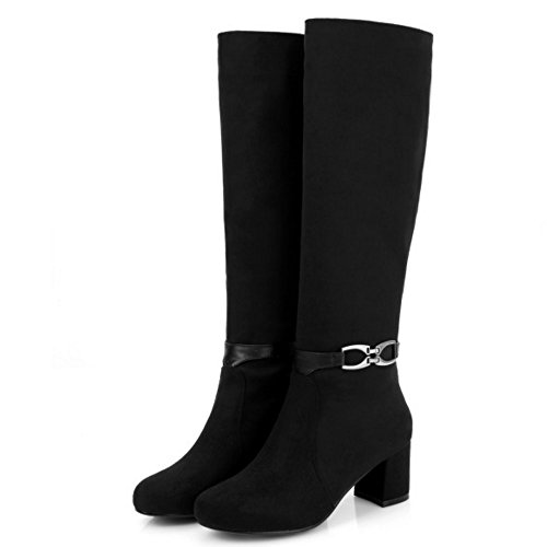Women On Coolcept Pull Boots Black z44axw