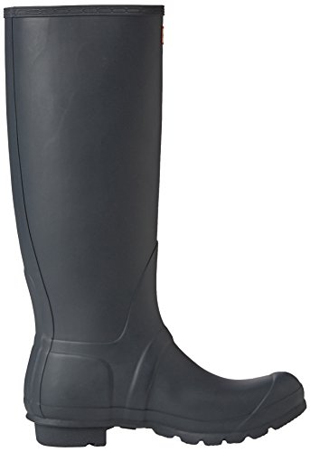 Hunter Damen Original Tall Regenstiefel Marine