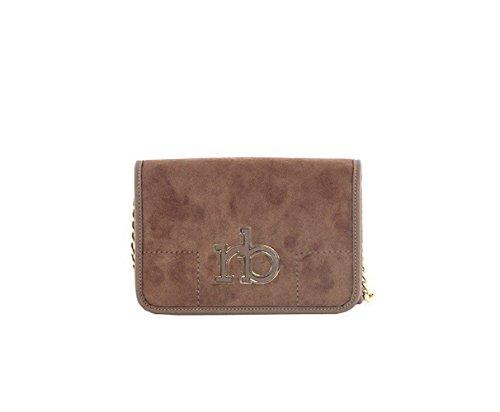 RoccoBarocco Borsa Donna Mini Bag Oddish in Vellutino RBBS28404 BE