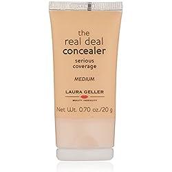 Laura Geller New York Real Deal Medium Concealer,0.70 oz