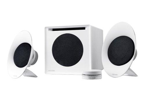 Microlab FC50 2.1 Enclosure-Free Desktop Hi-Fi Speaker