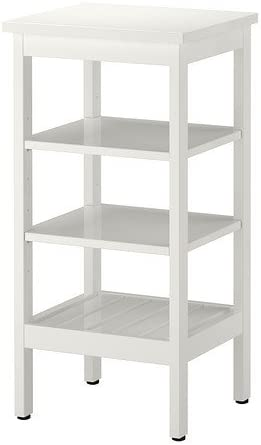 Ikea hemnes estante en blanco; (42 x 84 cm)