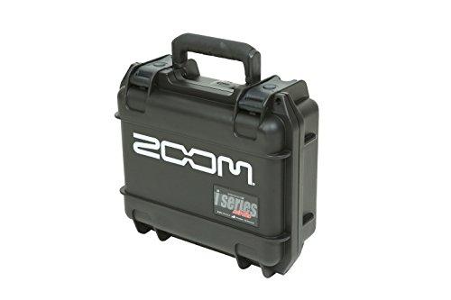 SKB 3I-0907-4-H6 Injection Molded Case for Zoom H6 Recorder ()