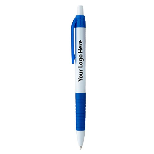 Serrano Pen with Black Writing Ink - 250 Quantity - $0.35 Each - PROMOTIONAL PRODUCT/BULK/BRANDED with YOUR ()