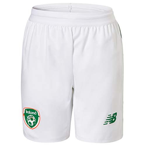 (Carrolls Irish Gifts FAI Home Shorts White)