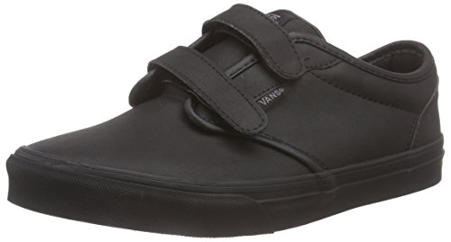 Vans Atwood V - Zapatillas Niños Negro (leather/black/black)