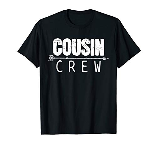 Cousin Crew T Shirt