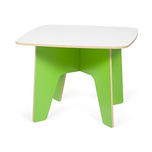 Sprout Kids Table, Green and White by Sprout