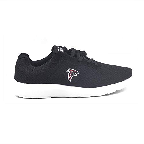 CHNNFC Football Team Logo Embroidered Lightweight Walking Athletic Shoes Sport Jogging Running Sneakers for Men Women – Pick Team