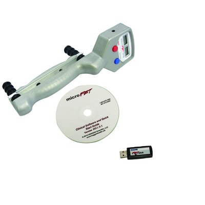 Image of Diagnostics & Screening MicroFET 12-0277WD HandGRIP with Data Collection Software