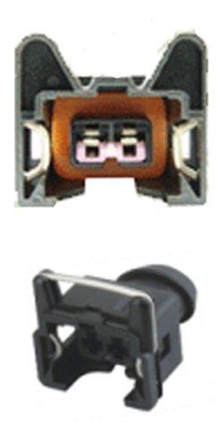 Reemplazo inyectores conector - BOSCH EV1 SHORT (FEMALE) 1287013003, 1 287 013 003