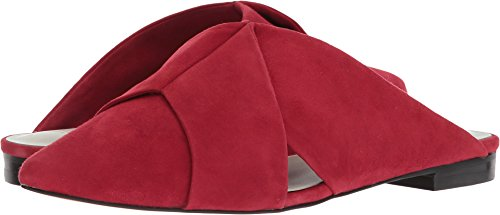 1.STATE Women's Rime Scarlet Lux Suede 8 M US