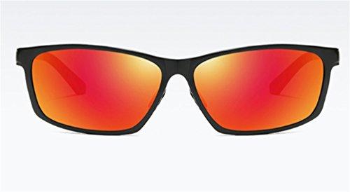 Protección D de Hombres la Gafas Deportes la Libre al A los MOQJ Ultravioleta de polarizadas antideslumbrantes Sol Sol Gafas de de los Aire de de Conducción qO7wH4I