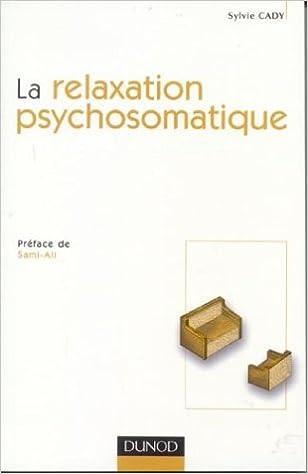 La relaxation psychosomatique pdf ebook