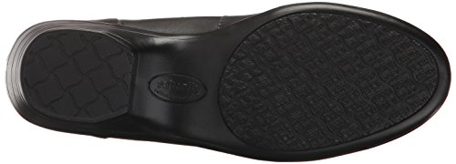 Softwalk Vrouwen Chatsworth Mary Jane Flat Black