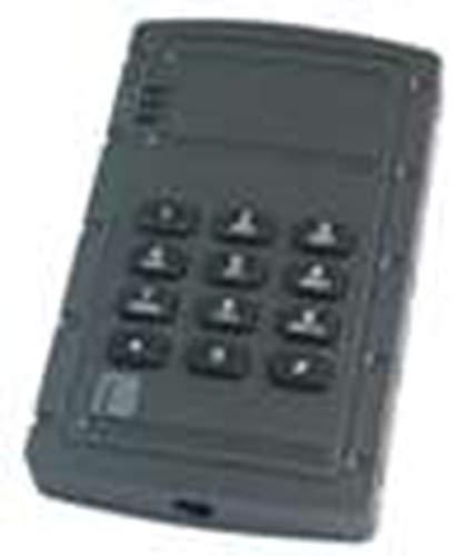 - Everfocus ERK-871-NRB ID/Mifare Keyboard Card Reader, Single Gang Prox Reader, Weather Resistant, 12KHz, 6.5-18VDC