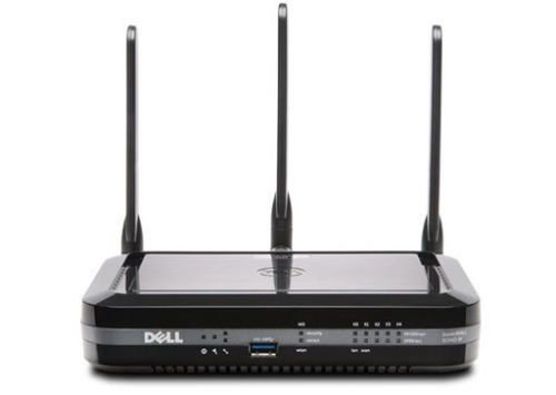 Dell Sonicwall 01-SSC-0218 Soho Wireless-N Security Appliance 5 Ports 10MB/100MB LAN, Gige 802.11 B/A/G/N