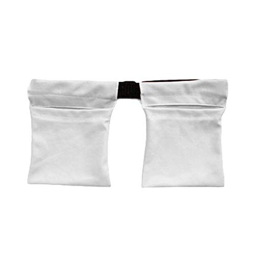 (Brobe Post Op Belt by The for Breast Cancer/Surgery Recovery White)