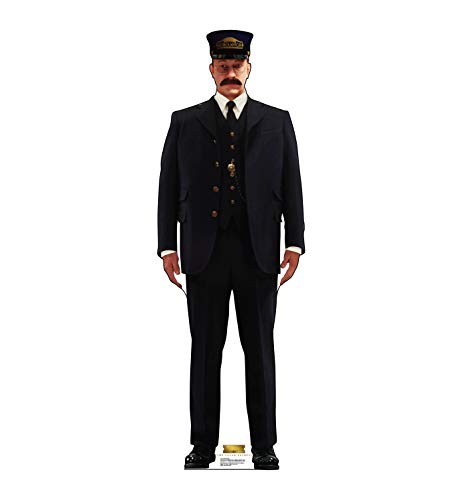 Advanced Graphics Conductor Life Size Cardboard Cutout