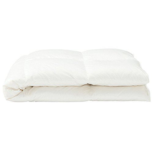 [Muji] White down quilt conforter from Japan