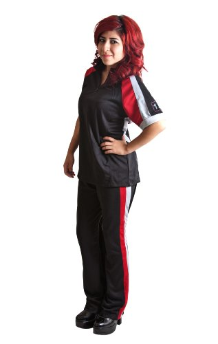 Adult Hunger Games District 12 Costume (Size: Medium 40-42)