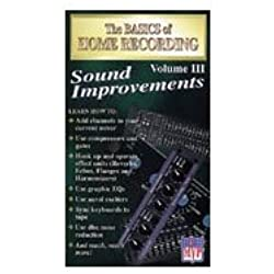 The Basics of Home Recording, Vol. 3: Sound Improvement [VHS]
