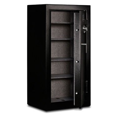 """Mesa Safe 20-Ammo Safe Mgl24-As-C With Mechanical Dial Lock, 1/2 Hour Fire, 20""""L X 20""""W X 55""""H"""