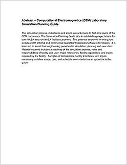 Computational Electromagnetics (CEM) Laboratory: Simulation