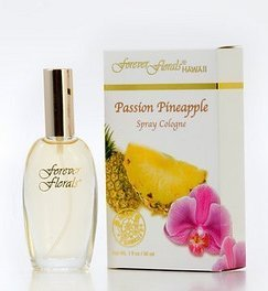 Hawaii Forever Florals Cologne 1 fl. oz. Passion Pineapple by Forever Florals Hawaii, TWI