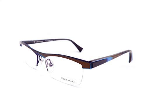 8b02dd25d3 Alain Mikli A02001 Eyeglasses Color M0JA - Buy Online in UAE ...