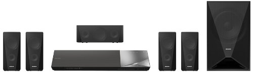 Sony BDVN5200W 1000W 5.1 Channel Full HD Blu-ray Disc Home Theater System
