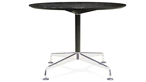 Modern Jefferson Conference Table Black Oak by Zuri Furniture