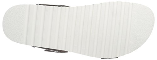 cashott 15070 - Sandalias Mujer Blanco - Weiß (White Dirty Polido 476)