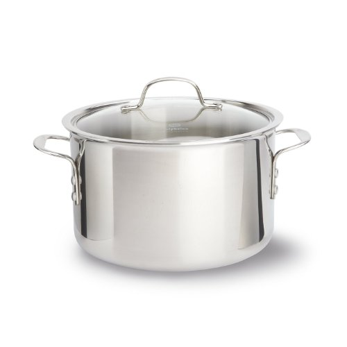 Calphalon Tri-Ply Stainless Steel 13-Piece Cookware Set by Calphalon (Image #2)'