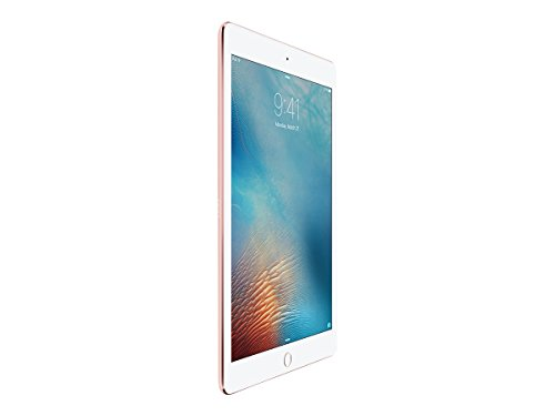 Apple iPad Pro 9.7-inch Wi-Fi plus Cellular, 128GB, Rose Gold (Year: 2016) by Apple (Image #4)