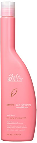 Back to Basics Jasmine Curl Conditioner, 11 Ounce