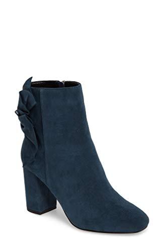 Avec Les Filles Women's Remi Ankle Boot Midnight Navy 11 Medium US