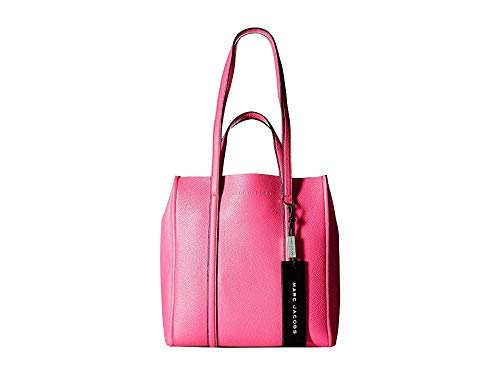 Marc Jacobs Women's The Tag Tote 27, Bright Pink, One -