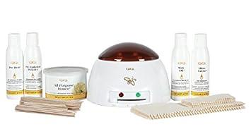 Amazon gigi student starter hair removal waxing kit hair gigi student starter hair removal waxing kit solutioingenieria Choice Image