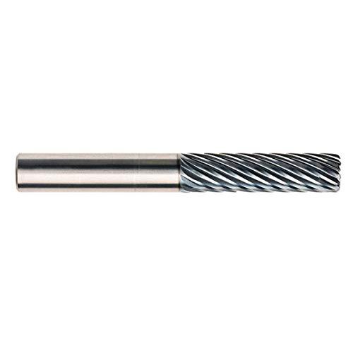 AlCrNX Coated 13 Flute 1.0000 LOC .0300 Radius .5000 RFZ13000 RedLine Tools Single End Corner Radius Carbide End Mill 1//2 Round Shank Type 3.0000 OAL