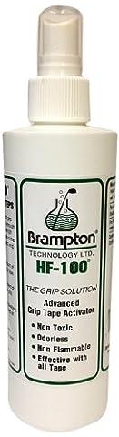 Brampton HF100 Golf Grip Solvent – Non-Toxic and Non-Flammable - 8 Ounce, Sprayer - Golf Kit