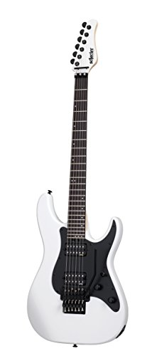 Schecter 1282 Solid-Body Electric Guitar, Gloss White