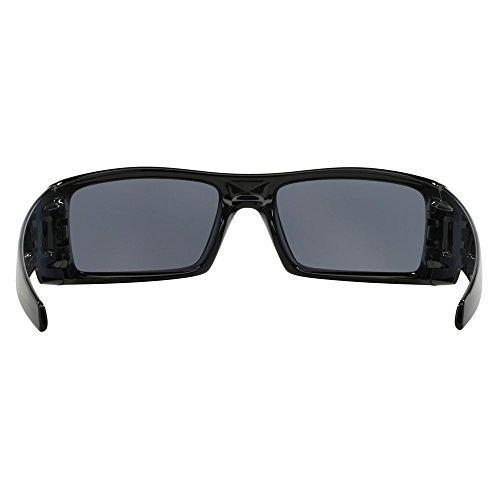 ee3b2f71c2 Oakley UniSex Gascan Polished Black Frame Grey Lens 03-471 - Import It All