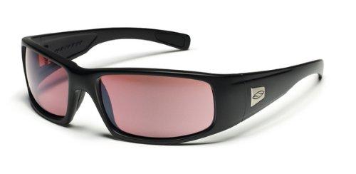 Smith Optics Hideout Tactical Sunglass with Black Frame (Ignitor - Prescription Sunglasses Smith