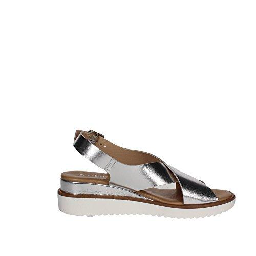 Soft Sandale Femme Cinzia 001 Argent PF16522 dqzwHTPR