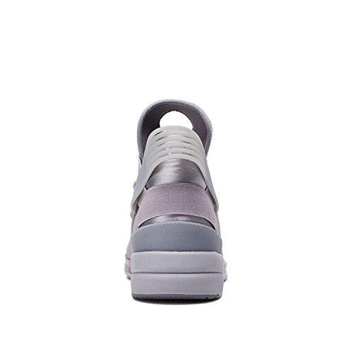 Supra Mens Skytop V Hoge Sneakers Grijs / Grijs / Grijs