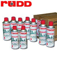 RUDD Tree & Log Marking Paint Red (Case of 12)