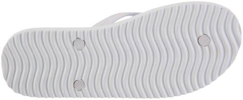 flip*flop Originals, Chanclas Mujer Blanco (Weiß 100)